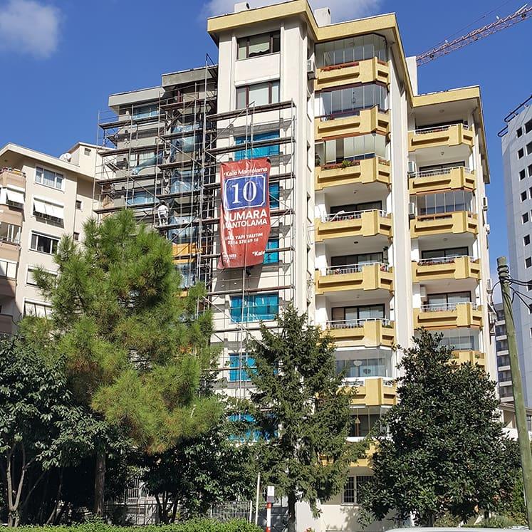 park apartmanı