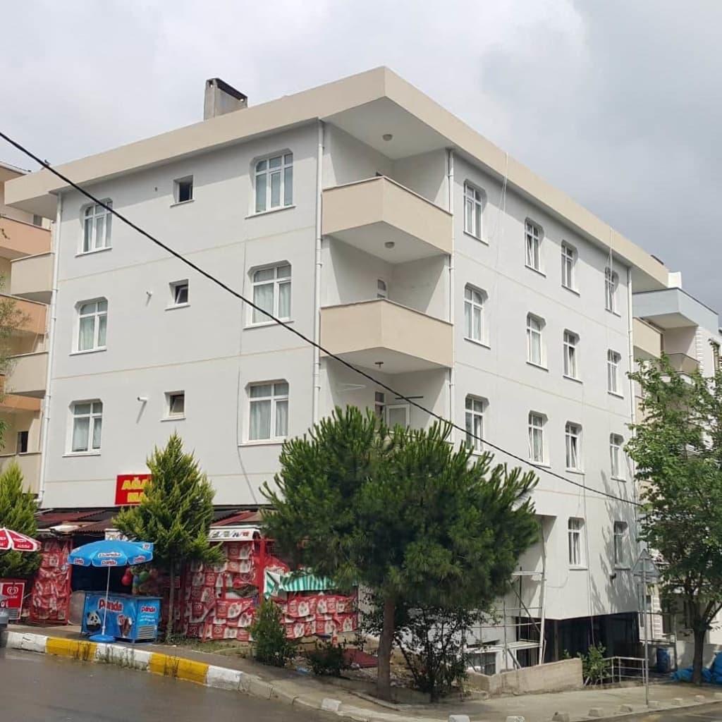 apartman mantolama